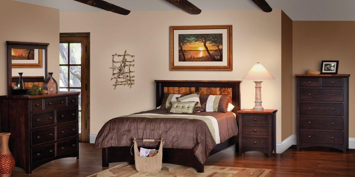 Buckeye Premiere Bedroom Collection