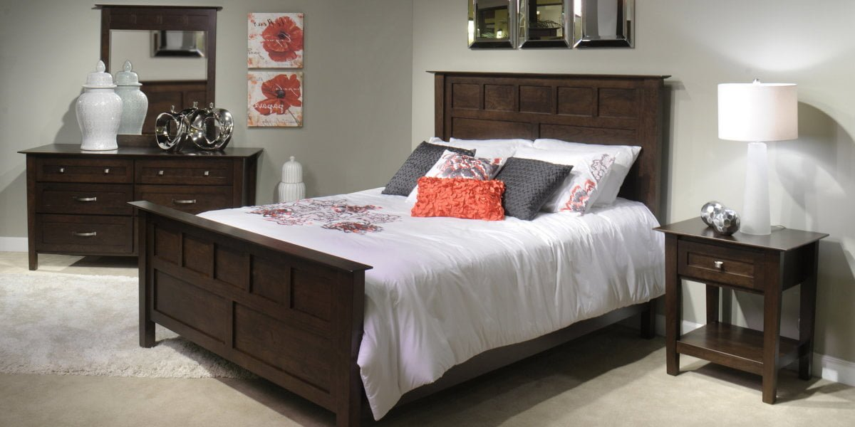 Highland Square Bedroom Collection