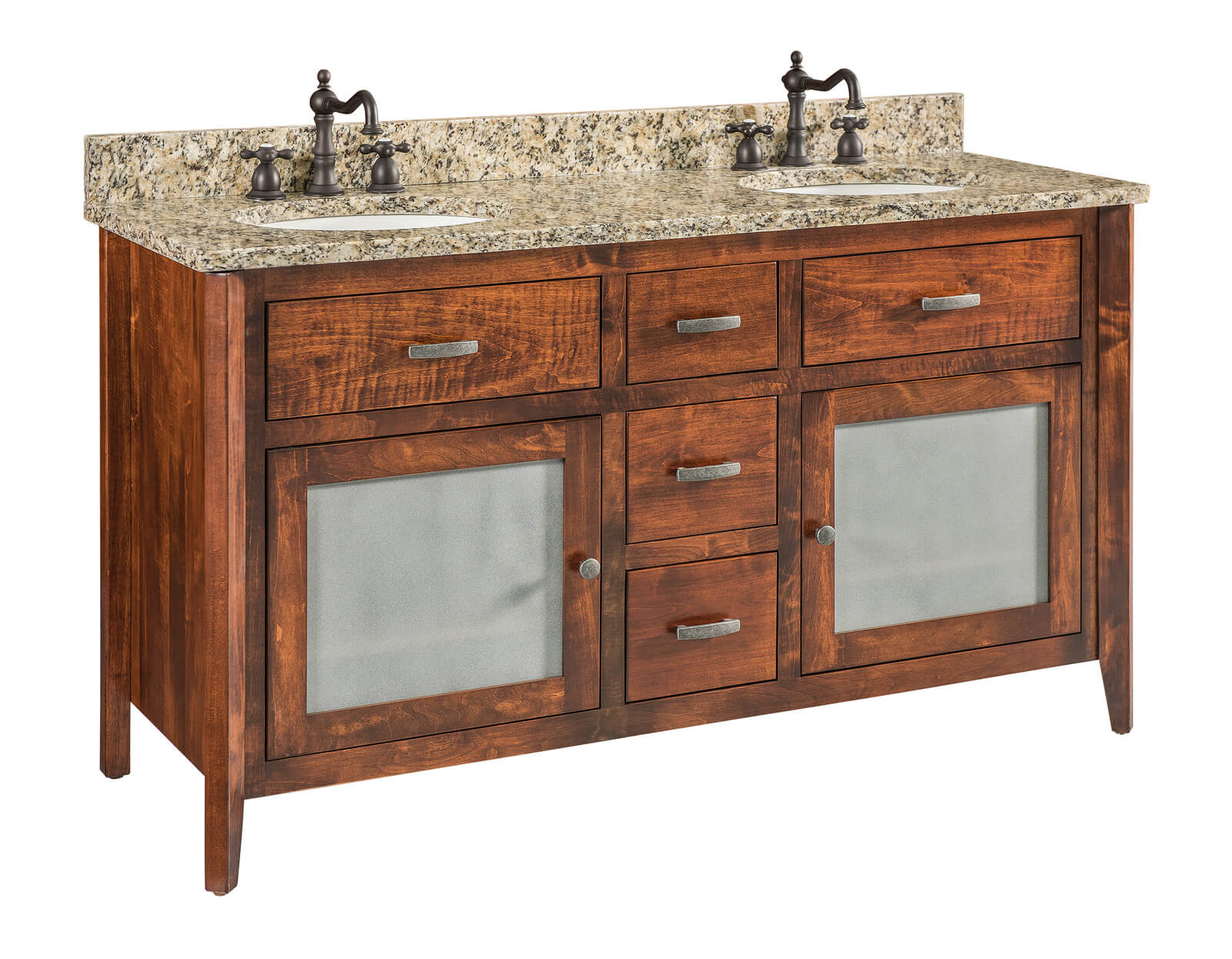 Free Standing Vanity Bathroom Vanities Crystal Valley Hardwoods
